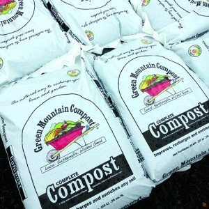 Complete Compost on pallet Square