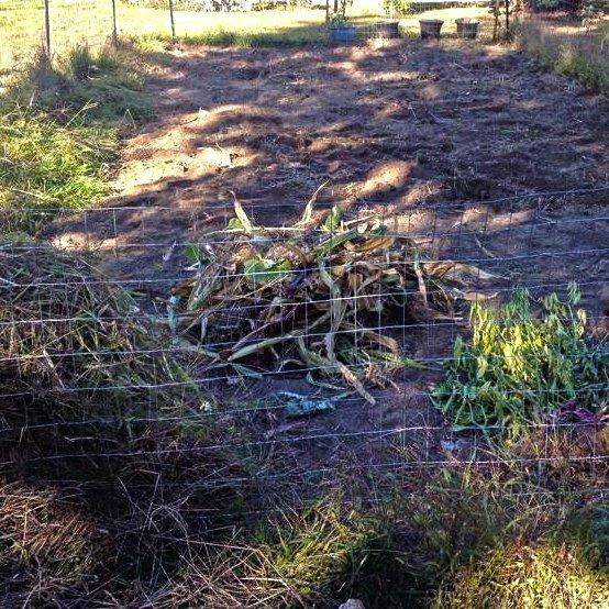 How to prepare your garden for winter green mountain compost - Prepare garden winter ...